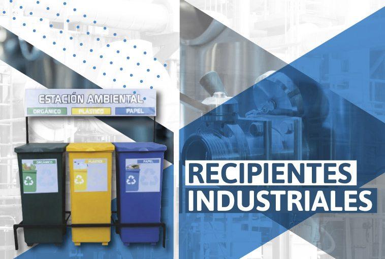 Recipientes Industriales